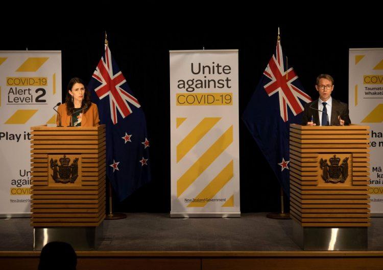 Nueva Zelanda reporta nuevos casos de coronavirus tras haberse declarado libre de COVID