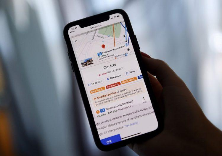 Google Maps enviará alertas de tránsito relacionadas con la presencia de COVID-19