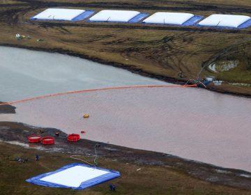 Planta de enriquecimiento de minerales vierte aguas usadas en río del Ártico ruso