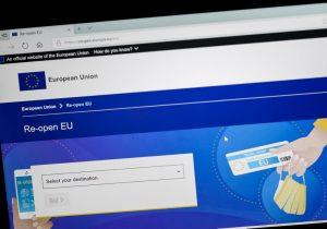 La Unión Europea lanza sitio web para orientar a turistas sobre la reapertura