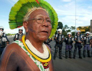 Muere el líder de la etnia brasileña Kayapó a causa de COVID-19