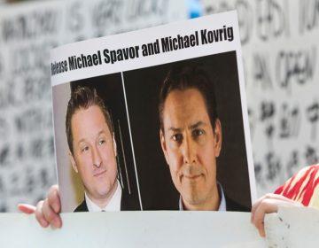 Dos canadienses detenidos en China acusados de espionaje