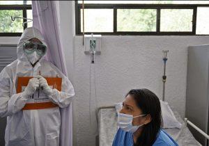 Se registran 736 muertes por COVID en México; hay 25,529 casos confirmados activos