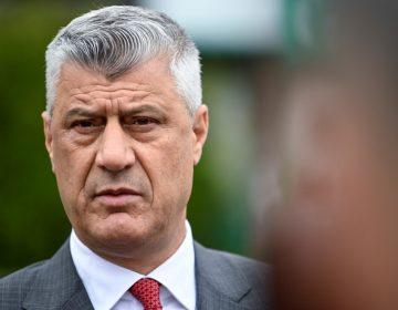 Presidente de Kosovo es acusado de crímenes de guerra y contra la humanidad