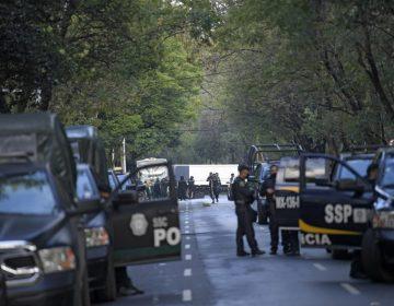 Jefe de seguridad de Ciudad de México sufre atentado; culpa al Cartel Jalisco Nueva Generación