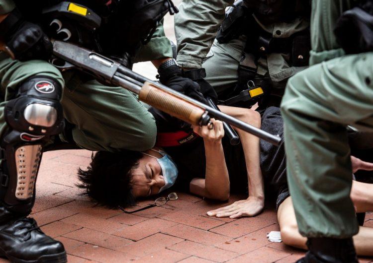 China promulga ley de seguridad para Hong Kong pese a críticas y manifestaciones