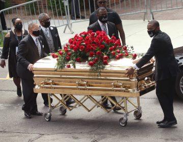 En fotos: Funeral de George Floyd en Minneapolis