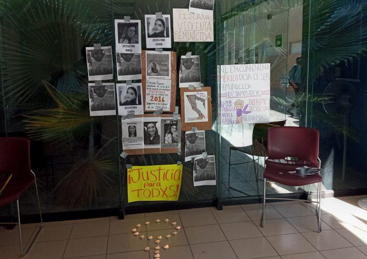 La violencia feminicida no se detiene por la pandemia y en Tijuana exigen justicia