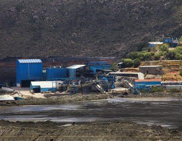 A un 70% reactivación minera en Asientos