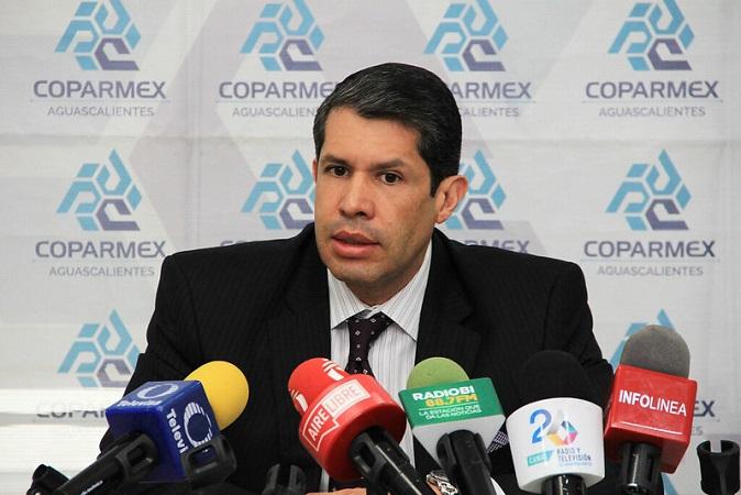 """Plantea COPARMEX """"remedios solidarios"""" para evitar más desempleo"""