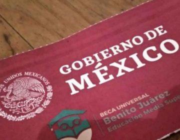 Arranca registro para el cobro de becas Benito Juárez