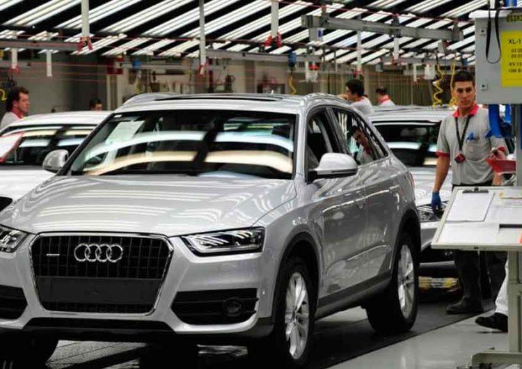 Audi Puebla reinicia operaciones con el 30% de su plantilla
