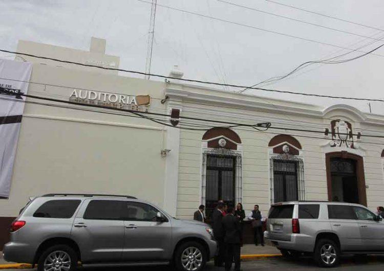 Auditoria de Puebla registra nueve empleados con positivo a Covid-19