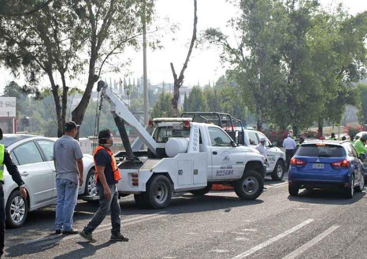 Miguel Barbosa cancela el Hoy No Circula en Puebla