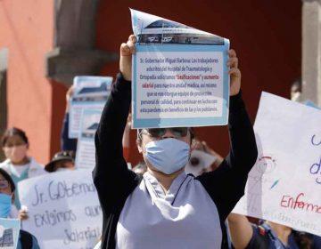 Bases a personal de la salud son otorgadas por el poder federal, asegura David Méndez