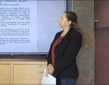 Gobierno de BC denuncia penalmente al Aeropuerto Internacional de Tijuana