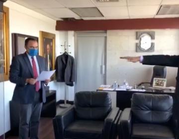 Nombran a Jesús García Castro como Auditor Superior del Estado de BC
