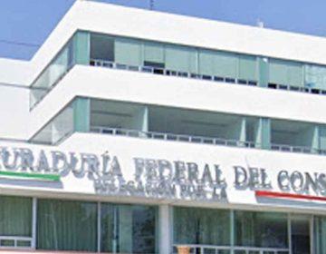 Cierra Profeco oficina en Puebla por posible caso de Covid-19