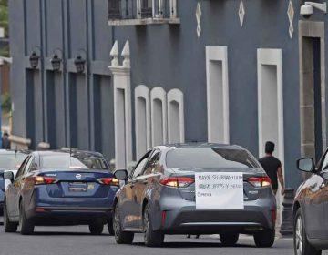 Conductores  protestan contra cobros excesivos de Uber