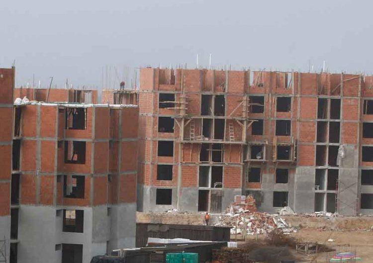 Coronavirus frena la construcción de viviendas en Puebla