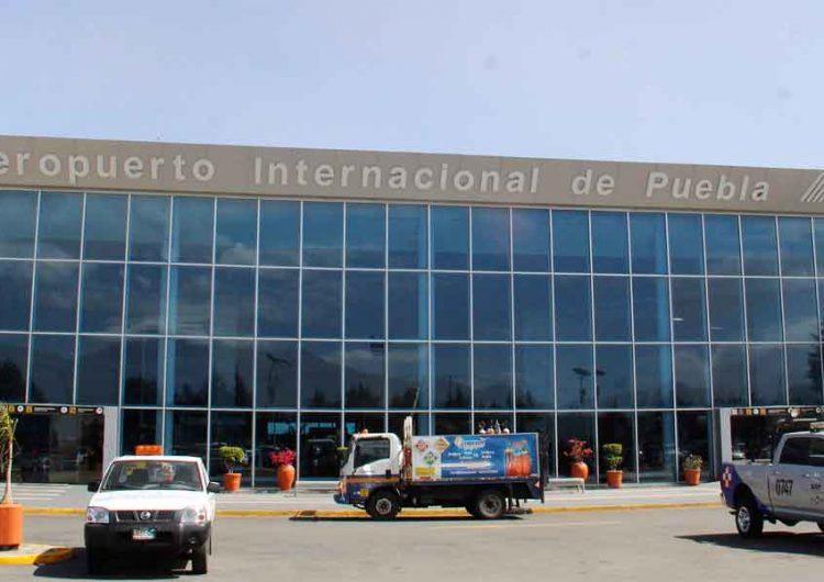 Covid-19 | Sin fecha para reanudar vuelos en aeropuerto de Puebla