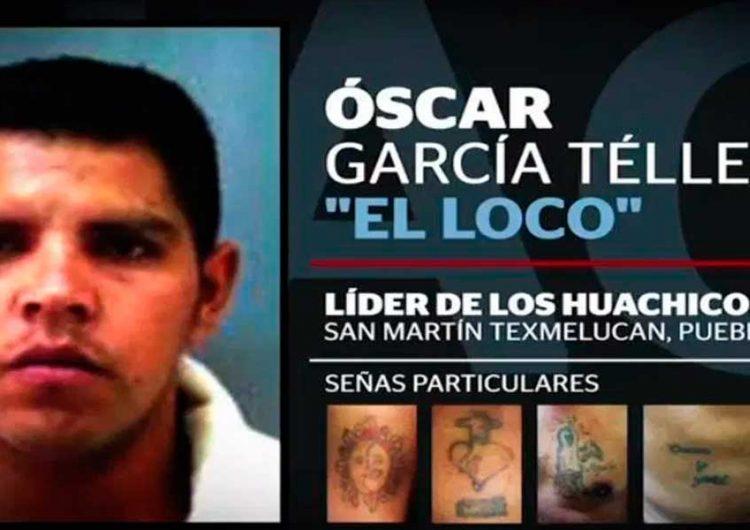 """En operativo detienen a """"El Loco Téllez"""", líder huachicolero en Puebla"""