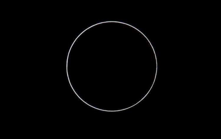 """Habrá un eclipse """"anillo de fuego"""" al día siguiente del solsticio de verano"""