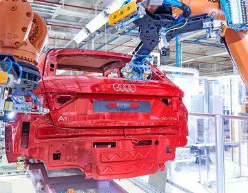 El lunes 22 de junio Audi reiniciará su producción