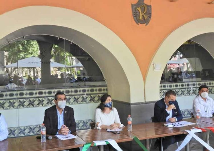 Empresarios poblanos piden retomar actividades el 6 de julio