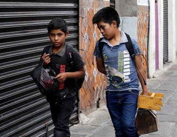En la Ciudad de Puebla y la Sierra Negra, el 40% del trabajo infantil