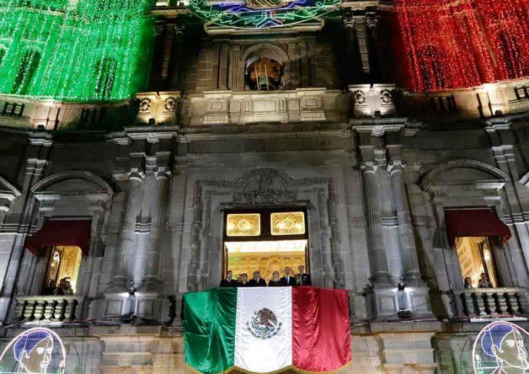Es muy adelantado suspender el Grito de Independencia en Puebla: Barbosa