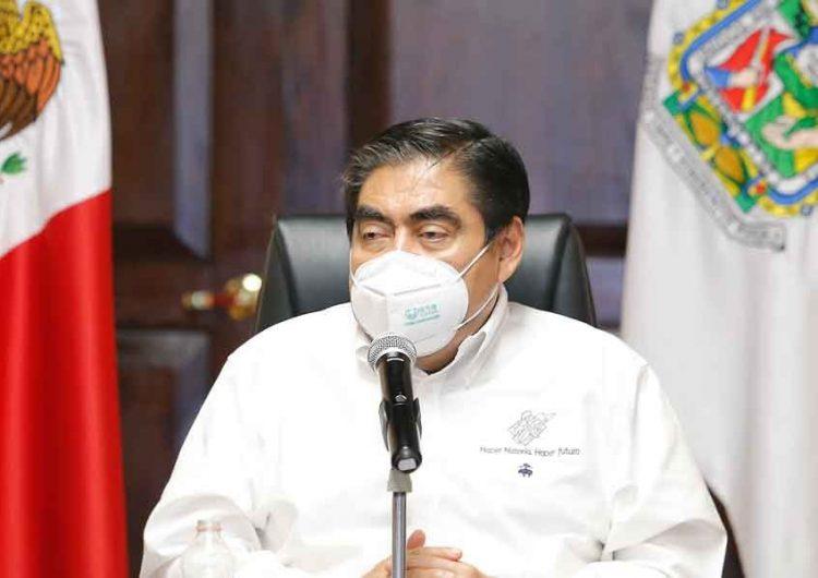 Espero que el sistema de salud aguante: Barbosa