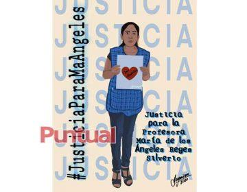 Familia de maestra víctima de feminicidio en la Mixteca poblana sigue en riesgo