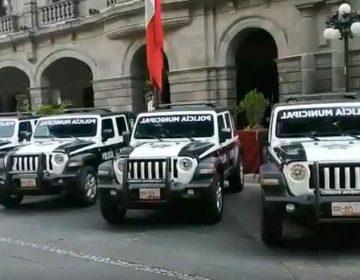 Gobierno municipal de Puebla alista entrega de patrullas para reforzar la seguridad