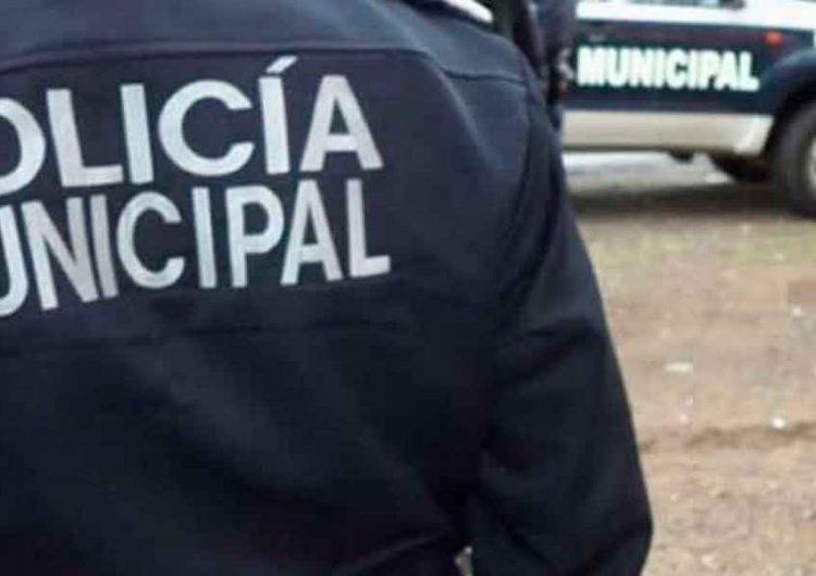 Huachinango, Puebla, se queda sin seguridad, policías se manifiestan