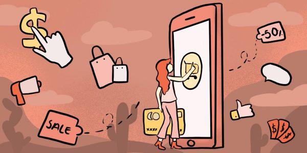 Ventas en línea, mercado virgen en BC