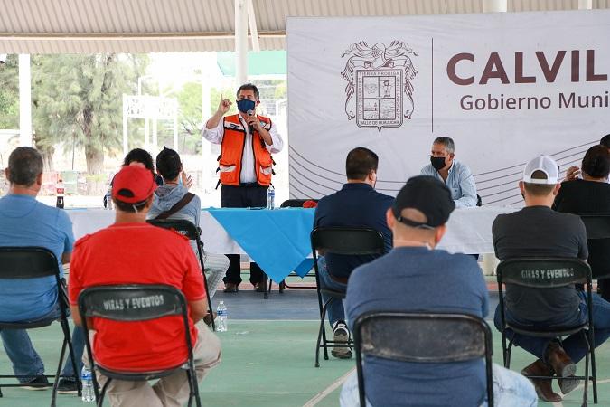 Avanza reactivación del sector turístico en Calvillo