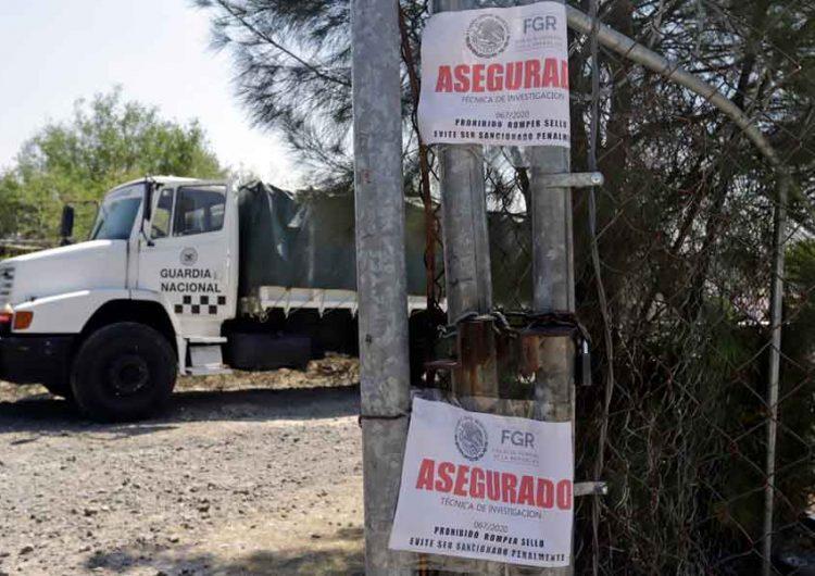 Investigan a empresa que maneja residuos covid en Cuatinchan, Puebla