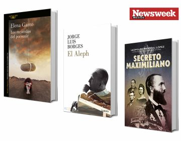 Tres clásicos: Elena Garro, Mendívil López, Jorge Luis Borges…
