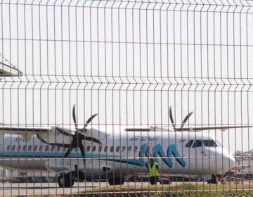 Más de 200 vuelos cancelados por coronavirus en aeropuerto de Huejotzingo, Puebla