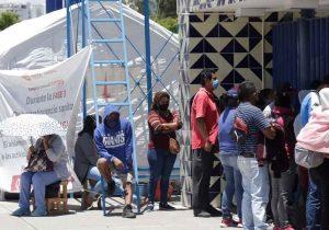 Puebla alcanza los 126 municipios con presencia de coronavirus