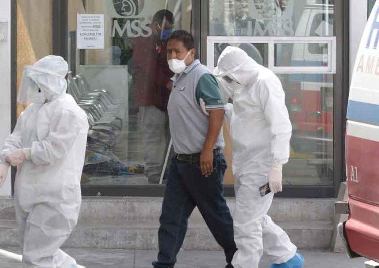 Puebla en alerta máxima por coronavirus; en un sólo día 381 contagios