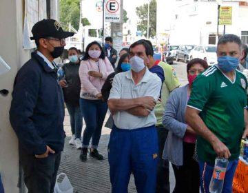 Puebla en el umbral del contagio con 497 muertos por covid