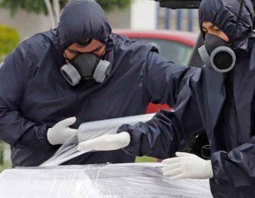 Puebla rebasa los mil muertos por coronavirus