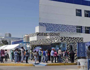 Puebla supera su propia curva de contagio por covid y aún no alcanza el máximo