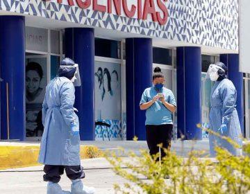 Puebla tiene ya mil 400 trabajadores de la salud con Covid-19