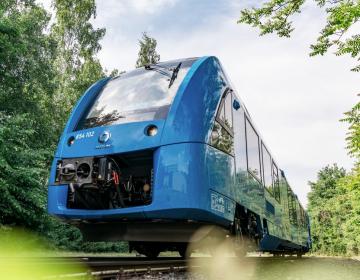 Los primeros trenes de hidrógeno y libres de emisiones comenzarán a funcionar en Alemania