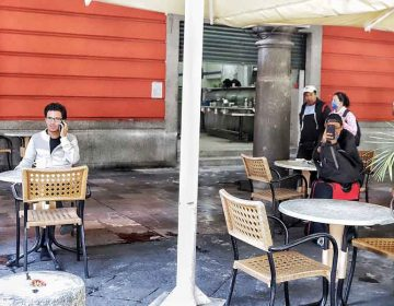 Sector restaurantero aún no brinda servicio al cien por ciento
