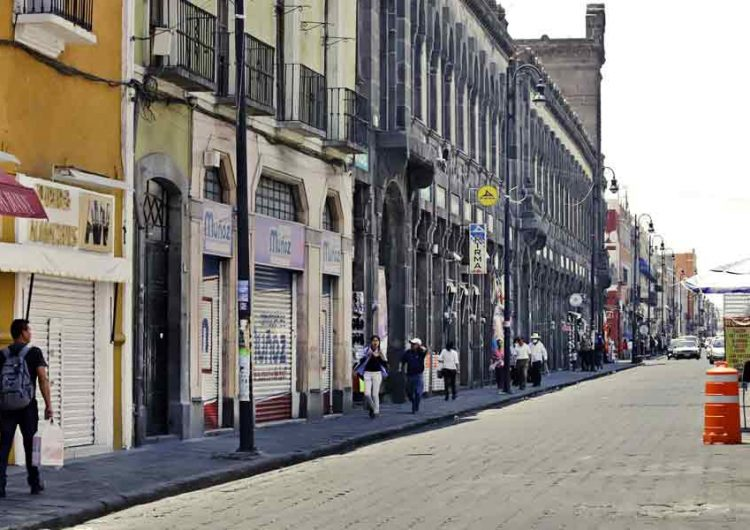 Si no reabren podrían quebrar 2 mil 280 negocios en Puebla