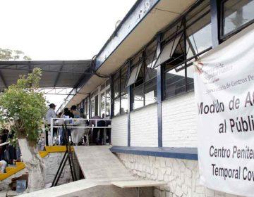 Sube a 177 reclusos contagiados de coronavirus en Puebla